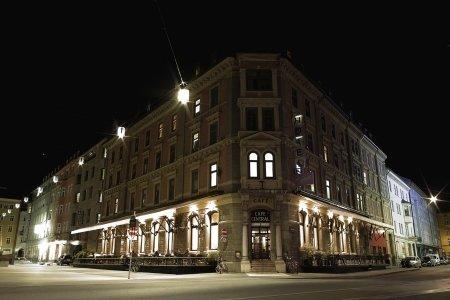 Cafe Central Innsbruck  Ef Bf Bdffnungszeiten