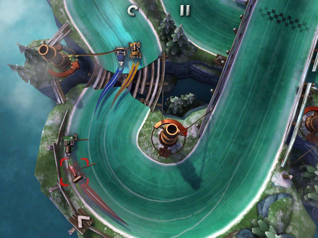 slingshot racing am iPad