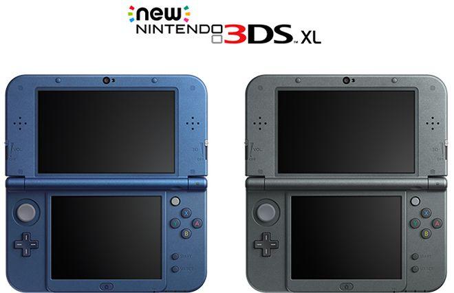 Der neue Nintendo new 3DS XL