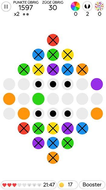 iOS Rätselspiel Dotello