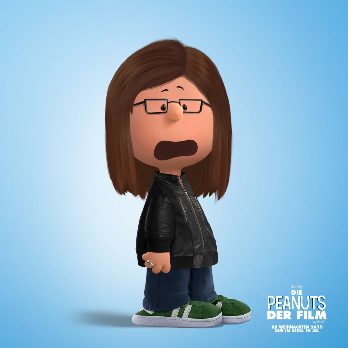 Ich aus dem Peanutsgenerator