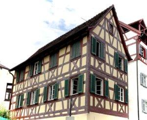 Nicht der Ort des Konzils in Konstanz