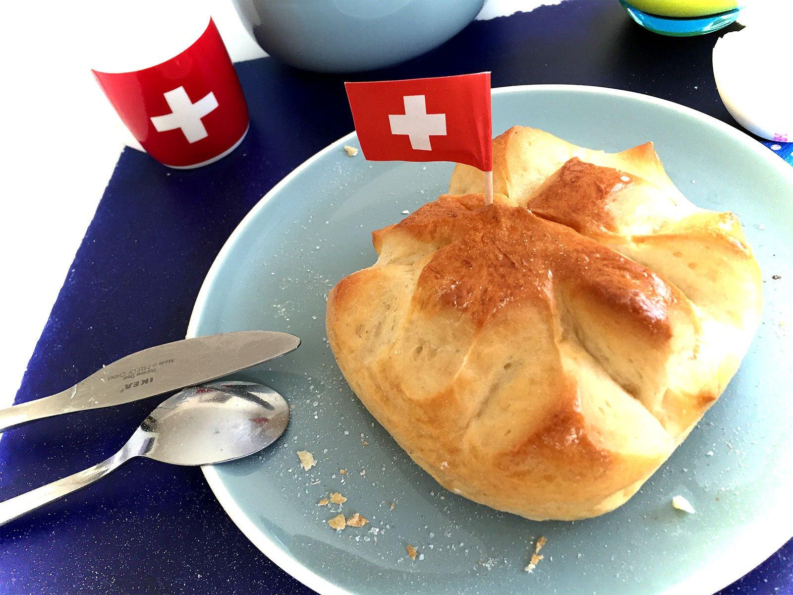 Die Konsumkinder bei den Schweizern