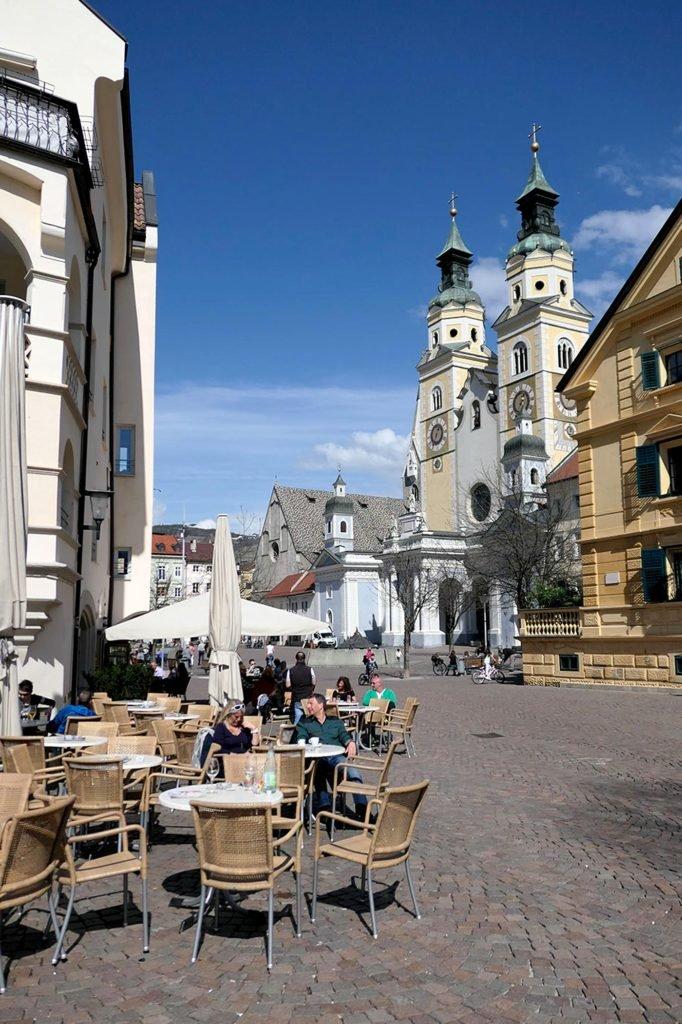 Der Dom in Brixen